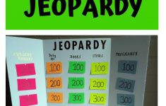 Jeopardy Baby Shower Game Best Of Baby Shower Jeopardy Game