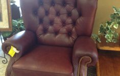 """Leather Furniture Repair Atlanta Ga Best Of Leather Recliner Lazyboy Leather Tufted Back Recliner 38""""w"""