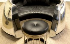 Leather Furniture Repair Atlanta Ga New Footstool Made From Engine Spacers From A Jt8 Engine With