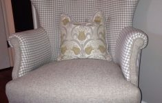 Leather Furniture Repair Atlanta Ga New Vintage Butterfly Wingback Chair Neural Fabrics Linen And