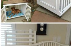 Life Stages Crate Instructions Lovely Repurposed Crib Dog Crate