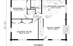 Log Style House Plans Lovely Log Style House Plan With 3 Bed 2 Bath