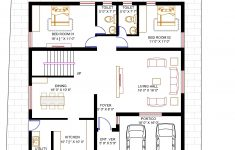 Low Cost House Plans With Estimate Fresh Floor Plan For 50 X 50 Plot