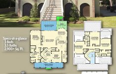 Low Country House Plan Luxury Plan 9152gu Low Country House Plan With Elevator