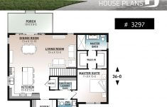Modern 1 Bedroom House Plans Best Of House Plan Oxford No 3297