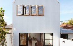 Modern Home Designs For Narrow Lots Inspirational Modern Functional Home A Narrow Lot Digsdigs