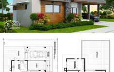 Modern House Design Plans Awesome Home Design Plan 19x14m With 4 Bedrooms