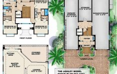 Narrow Lot Luxury House Plans Lovely Mediterranean House Plan Coastal Narrow Lot Beach Home