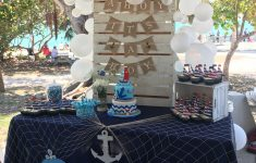 Nautical Baby Shower Decorations For A Boy Elegant Pin On Nautical Babyshower Ideas