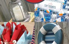 Nautical Baby Shower Decorations For A Boy Inspirational Nautical Theme Baby Shower Ideas My Sister S Suitcase
