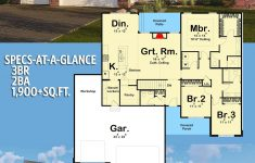 One Story House Plans With Porches New Plan Dj E Story Modern Farmhouse Plan With Vaulted