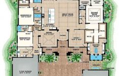 One Story Log House Plans Best Of Open Floor Plans For Single Story Spanish Style Homes 4386