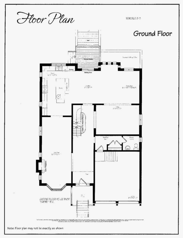 One Story Rectangular House Plans 2020