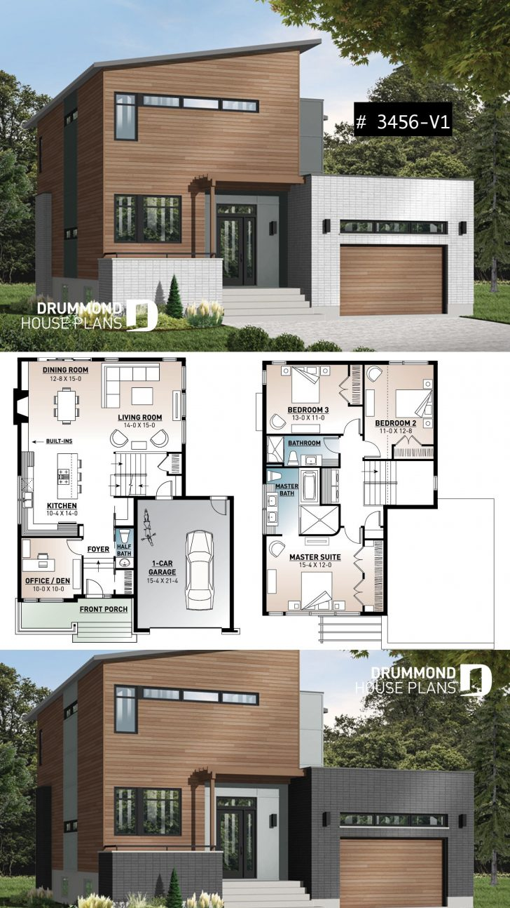 Open House Plans with Pictures 2020