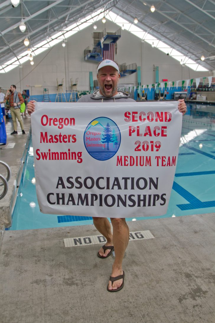 Oregon City Swim Team 2020