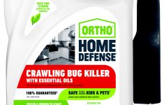 Ortho Home Defense Max How Long To Dry New Ortho Home Defense Crawling Bug Killer With Essential Oils Walmart