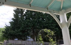 Outdoor Gazebo Costco Lovely Painted The Costco Gazebo