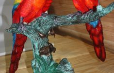 Parrots Furniture Florence Sc Best Of Jennings 2 Parrots On A Tree Statue