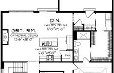 Plans For Remodeling A House Elegant House Plan 1020 Cottage Plan 1 398 Square Feet 2