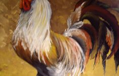 Rooster Wall Decor Kitchen Unique Rooster Painting Rooster Art Deco Painting Rooster Kitchen
