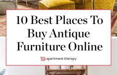 Shop Antique Furniture Online New The Best Places To Buy Used And Vintage Furniture Line