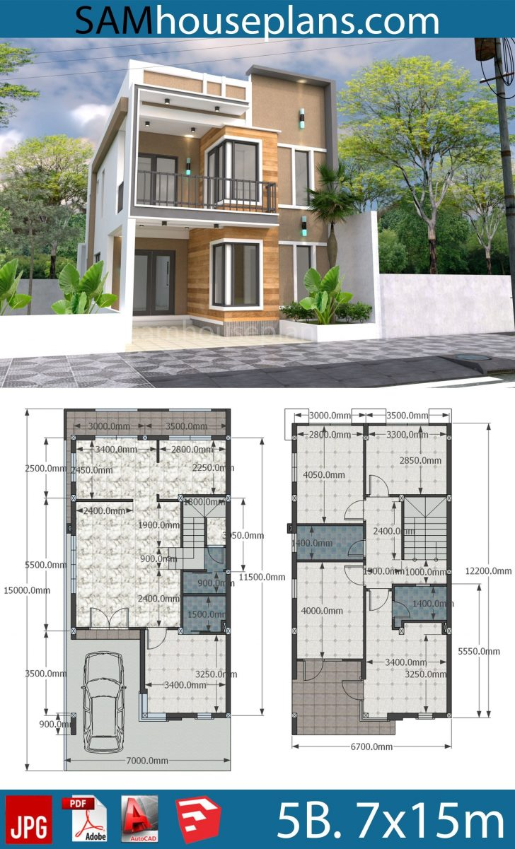 Simple 7 Bedroom House Plans 2020