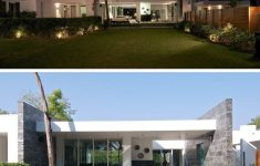 Single Storey Modern House Design New 15 Examples Single Story Modern Houses From Around The