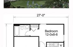 Small House Garage Plans Elegant Traditional Style House Plan With 1 Bed 1 Bath 1 Car