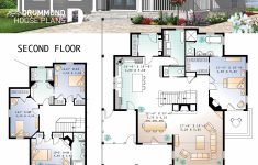 Small House Plans With 2 Master Suites Luxury 4 Bedroom Small Country Cottage Plan 2 Master Suites One
