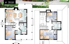 Small House Plans With Open Floor Plan Beautiful House Plan Hickory Lane No 3518