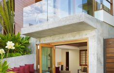 Small Tropical House Plans Luxury Love Those Upper Triple Doors Reminds Me Of The Punta Mita