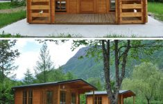 Summer Cottage House Plans Elegant Cabin Lodge Perfect For A Summer Camp In The Forest