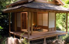 Tea House Plans For Garden New Totally Awesome