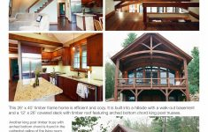Timber Frame House Plans With Walkout Basement Elegant Open House At Great Country Timber Frames Draws National