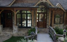 Timber Frame House Plans With Walkout Basement Inspirational Tranquility House Plan Derivatives