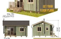 Tiny House Plans And Cost Best Of 16 Cutest Small And Tiny Home Plans With Cost To Build