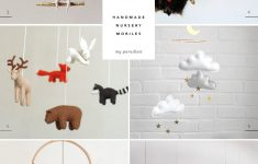 Unique Baby Mobiles Lovely 10 Of The Cutest Handmade Nursery Mobiles On Etsy