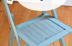 Used Folding Chairs Wholesale Luxury Miss Mustard Seed Milk Painted Wooden Folding Chairs