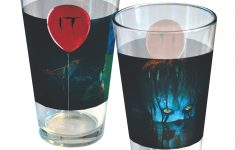 Walmart Glass Dishes Elegant Icup Pennywise Pint Glass Printed It Horror Movie Cup 16 Oz Each Walmart