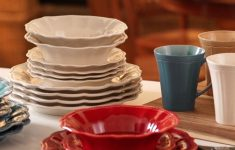 Walmart Glass Dishes Luxury So Lovely Details Are What Make The Dinnerware From Ree
