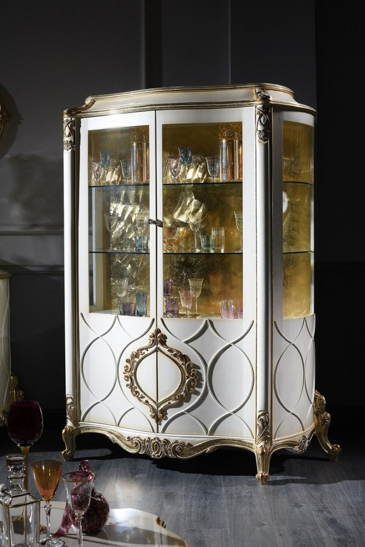 White and Gold Antique Furniture 2020