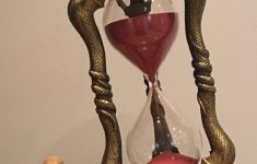 Wicked Hourglass New The Wizard Of Oz The Wicked Witch S Hourglass Replica Movie Prop
