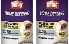 1 2 Gal Home Defense Bed Bug New Ortho Home Defense Dual Action Bed Bug Killer Aerosol Spray 18 Ounce 3 Pack