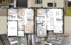 1500 Sq Ft Modern House Inspirational Plan Dr Master Main And 2 Beds Below