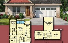 2600 Sq Ft House Cost Elegant Plan Db Craftsman House Plan With Flexible Second