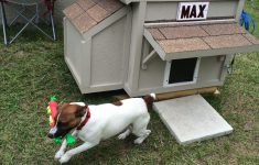 Air Conditioned Dog House Plans Inspirational Playing And Happy