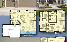 American House Plans Free Elegant Plan Hs Exclusive New American House Plan With Eyebrow