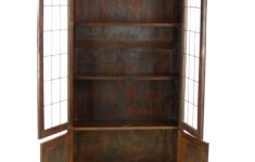 Antique Arts And Crafts Furniture For Sale New Antique Arts & Crafts Bookcase Oak Bookcase Leaded Glass Antiques B1203