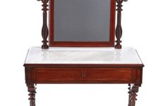 Antique Bedroom Furniture With Marble Top Best Of C19th European Mahogany Marble Top Dressing Table