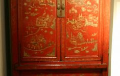 Antique Chinese Furniture Dealers Beautiful A Pair Of Red Lacquer Cabinets Antique Chinese Furniture